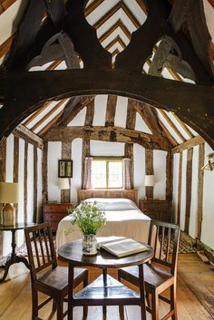Book your stay at St Winifred's Well. This small cottage was originally a medieval well chapel. English Interior, English Decor, Country Interior, Home Interior, Interior And Exterior, Interior Design, Old Cottage, Cottage Style, Cottage Gardens