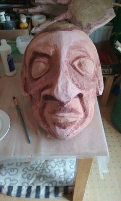 Dali-building up face tones