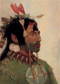 Little Bird, Sioux Kenneth Riley kK