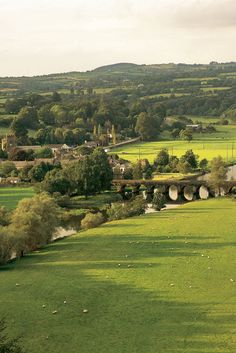 The village of Inistioge sits on the River Nore in south County Kilkenny, home to a 13th century Augustinian priory and a picture-perfect 10-span bridge. But it's not all sleepy days by the riverside – the much-loved '90s movies, Widow's Peak and Circle of Friends, were both filmed here!