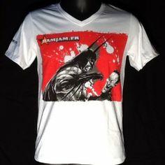 Tee shirt RamJam Gotham City. #RamJam #Batman #superhero #tshirt #homme #streetwear #fashion
