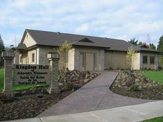Kingdom Hall, Corvallis, OR. Been here.
