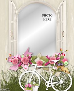 Kimi template created by cathy_cadiente. Happy Birthday Wishes Photos, Happy Birthday Frame, Birthday Photo Frame, Birthday Frames, Window Cards, Window Frames, Diy Photo Frame Cardboard, Picture Borders, Boarders And Frames