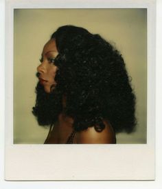 Donna Summer by Andy Warhol