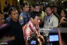 Rodrigo Duterte, Mayor of Davao and presidential candidate, is. Rodrigo Duterte, Mayor of Davao… Rodrigo Duterte, Davao, Presidential Candidates, It Cast, Politics, Baseball Cards, Sports, Hs Sports, Sport