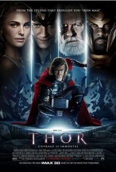 The Avengers countdown continues with my review of Thor!
