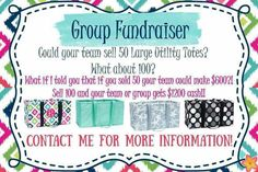 #fundraiser #opportunity Thirty One Party, Thirty One Gifts, 31 Party, 31 Gifts, Up For The Challenge, Fundraising, 31 Ideas, Opportunity, Party Ideas
