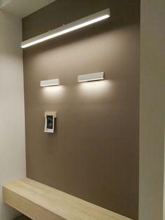 CONIK #aplique #colgante #diseño #walllamp #pendant #lamp #lighting Light Building, White Walls, Pendant Lamp, Wall Lights, Led, Lighting, Home Decor, Light House, Pendants