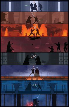 Light Saber Duels at a glance.