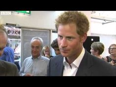 BBC News - Royal baby Uncle Harry on meeting Prince George Prince Harry Interview, Baby Prince, Prince Harry And Meghan, Bbc News, British Royals, Documentaries, New Baby Products, Romantic, Royalty