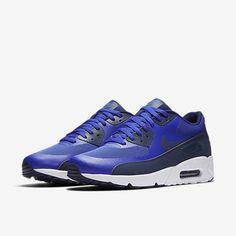 Cheap Nike Air Max 90 Ultra 2 Essential Paramount Blue White Binary Blue Sale