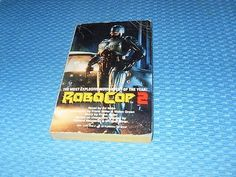 nice Robocop 2 by Ed Naha (1990 Paperback) Movie Tie - In ~ Action!! Good Book - For Sale View more at http://shipperscentral.com/wp/product/robocop-2-by-ed-naha-1990-paperback-movie-tie-in-action-good-book-for-sale/