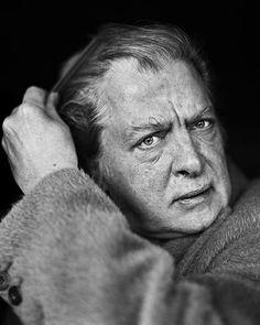 Joop Schafthuizen (1948) - last partner of the Dutch writer Gerard Reve. Photo © Stephan Vanfleteren