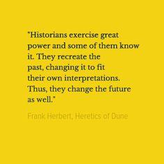 Frank Herbert, Heretics of Dune
