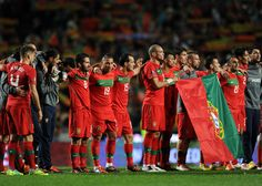 But to the fans this year's squad is a team of destiny. | 15 Reasons You Should Be Cheering For Portugal This World Cup