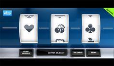 Elisa Verkkokampanja. Inuit suunnitteli ja toteutti Elisan Jackpot -kampanjan HTML5 ja 3D-tekniikoilla. Yli 28 miljoonaa pyöritystä yli 180 000 yksilöidyltä pelaajalta. Kampanja osoittautui suureksi hitiksi.