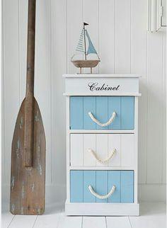 Coastal Style Cabinet