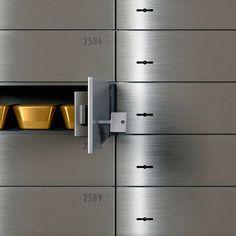 Nice mailbox  Zlatarna Celje Jewelry / OFIS architects