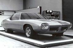 1970 Pontiac concept