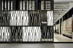 Monochrome Kale Pavilon by Paolo Cesaretti at Unicera 2016, Istanbul – Turkey » Retail Design Blog