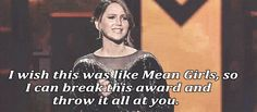 Jennifer Lawrence Funny Quotes!!! :D <3 I would LOVE to see that!!!!! Please, someone give her a fake award so we can see that!!! :D <3