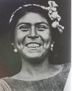 Tehuantepec Type, 1929 by Tina Modotti
