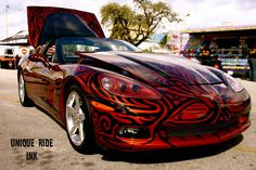 The next generation in self expression! - Discuss Car Craft, Auto Paint, and Auto Restoration & Technical Advice topics in the Car Craft Forums at Hot Rod Magazine Magazine. Car Paint Jobs, Custom Paint Jobs, Auto Paint, Tribal Paint, Job Images, Weird Cars, Crazy Cars, Car Painting, Kustom