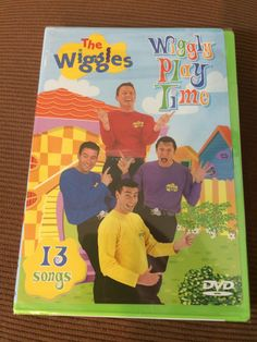 The Wiggles: Wiggly Play Time (dvd)