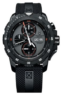 Victorinox Swiss Army® 'Alpnach' Automatic Chronograph Watch available at #Nordstrom