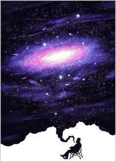 Galaxy/Smoke