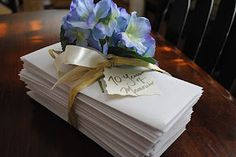 A Beautiful Gift for a Beautiful Lady..70 letters from friends and family for 70th birthday.