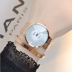 Latest Style Women Watch!Luxury Fashion Crystal tassel Women Bracelet Watch Female Dress Watch Ladies Rhinestone Wristwatch