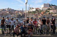 Street View, Tours, Bike, Check, Travel, Self, Porto, Bicycle Kick, Bicycle
