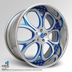 COR Yeyo Forged Wheels   Avant-Garde Series