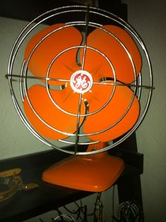 The fan for me.