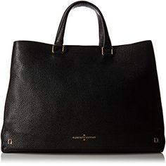 880df576c ROBERTO VERINO Bolso Tote Versalles, Accesorio para Mujer, 99 Negro, TU