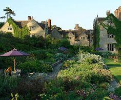 Gravetye Manor garden