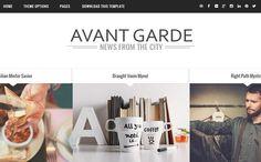 Avant Garde Blogger Template é um modelo blogger para blogs pessoais, com recursos criativos e efeitos simples, para ajudar os leitores a sentir prazer em ler seus artigos. Este tema mistura entre os estilos de blog moderno, clássico e mínimas, se você é um blogueiro, você não precisa ter alguma experiência para configurar este tema.