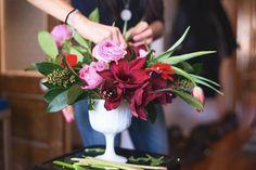 Make A Floral Arrangement