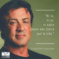 Felicidades al campeón de campeones de todos los tiempos: Sylvester Stallone (Rocky Balboa) en su cumpleaños.