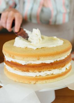 3 Simple Ways to Bake a Flat-Topped Cake Every Time | Kitchn