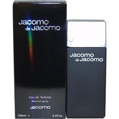 Jacomo de Jacomo Men's 3.4-ounce Eau de Toilette Spray, Size 3.1 - 4 Oz.