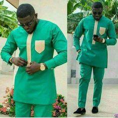 African American Fashion Blazer And Skirt African Shirts For Men, African Dresses Men, African Attire For Men, African Clothing For Men, African Wear, African Inspired Fashion, African Print Fashion, Nigerian Men Fashion, Mens Fashion
