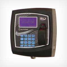 ER-Teckno SSC4, control de acceso y reloj de control de personal de Sundial, distinguido con el Sello de Buen Diseño 2012.