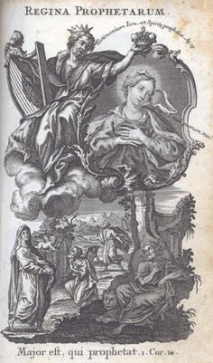 Regina Prophetarum/ Queen of the Prophets/ Reina de los Profetas