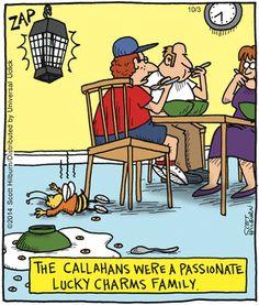 The Argyle Sweater Comic Strip on GoComics.com