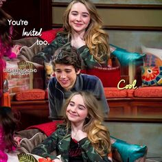 "#GirlMeetsWorld 1x16 ""Girl Meets Home for the Holidays"" - Maya and Joshua"
