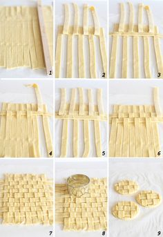 How To Lattice Pie Crust Toppers Cookie Recipe    Cookie Express {}    Description : Crackers or pastry pastry with sugar and spices, according to this recipe    Preparation: 5 min    Cooking time: 10 min    Servings: 3 cookies    Rating 5 for 1    Difficulty: for people who think they think is doing more pushups    Ingredients    1 sheet of pastry