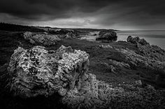 Photograph - Shoreline At Arches Provincial Park, Newfoundland by Mike Organ