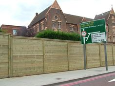 Acoustic Highway Fencing